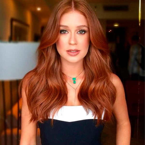 In her shoes: Marina Ruy Barbosa