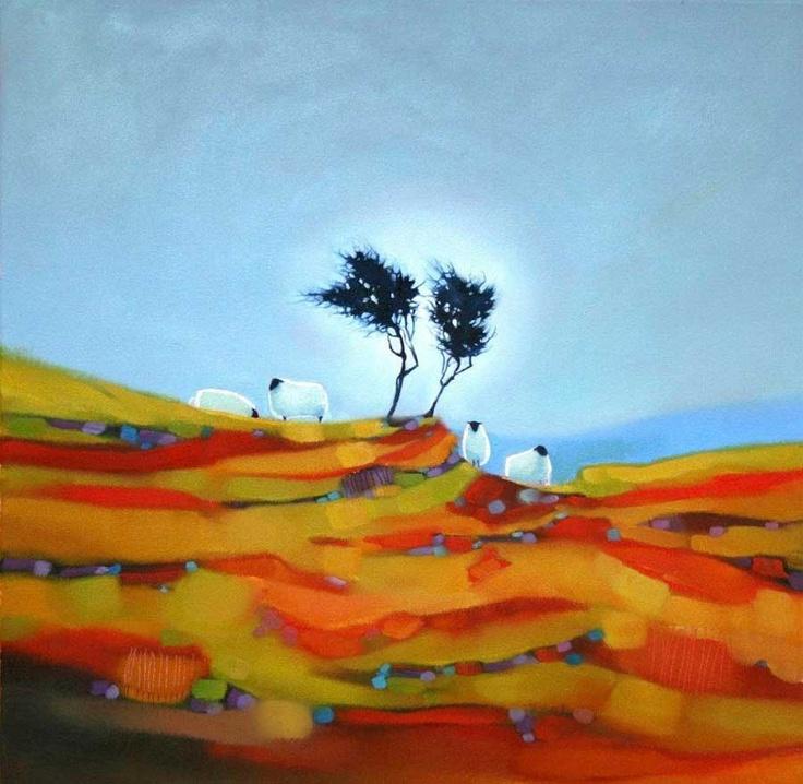 Light through the fairy tree by Sharon McDaid - PRINT