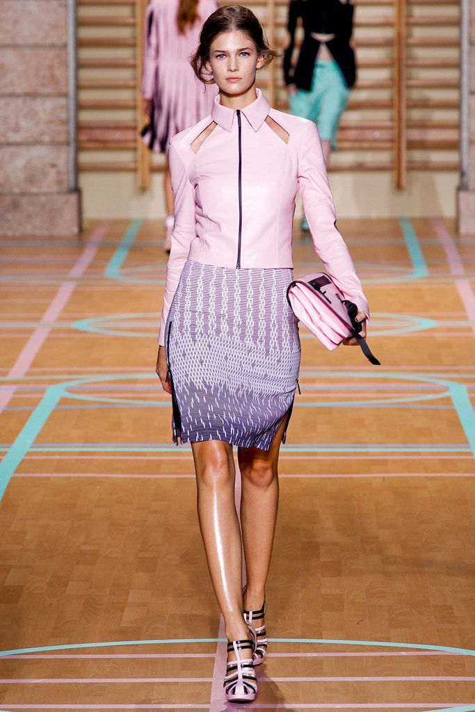 jacket sale Versus Versace Spring 2012 Ready to Wear Collection Photos   Vogue