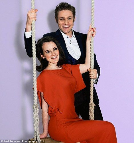 Thomas Howes & Sophie McShera <333 - downton-abbey Photo
