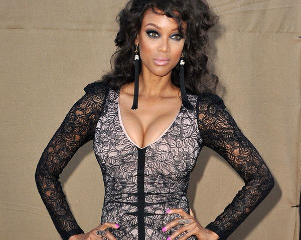 "Tyra Banks: ""I Don't Count a Damn Calorie"" - Photo by: Featureflash / Shutterstock.com http://www.womenshealthmag.com/weight-loss/tyra-banks-quote"