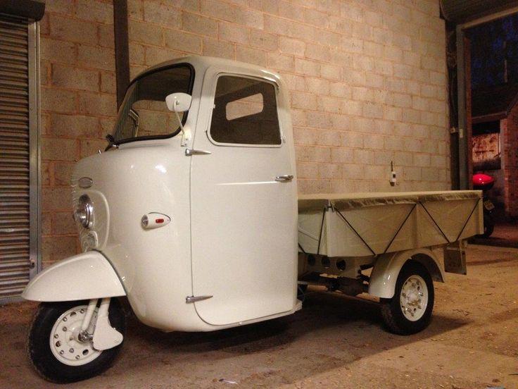 Lambro 200 Restoration