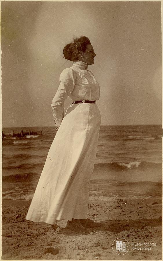 Кранц. Фото ок. 1910 г.