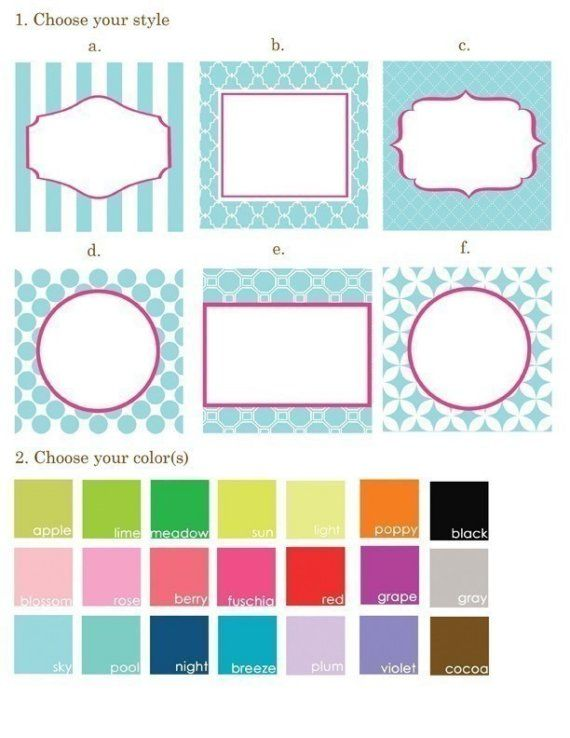 Candy Buffet Label Idea---for the ice cream bar!!!!
