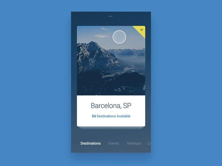 App Navigation Pulldown