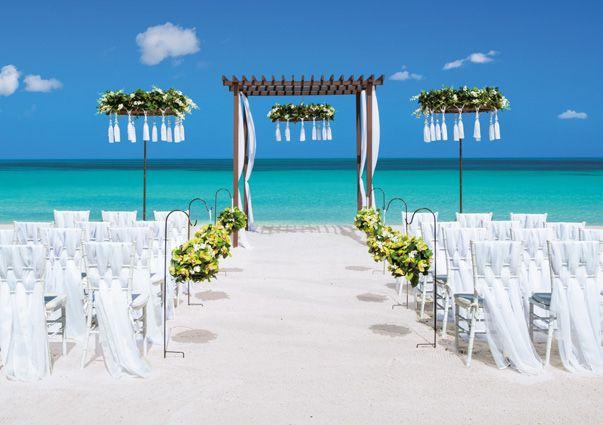Caribbean Beachwedding Getting Married At Water S Edge In Beaut Destination Wedding Caribbean All Inclusive Destination Weddings Destination Wedding Package