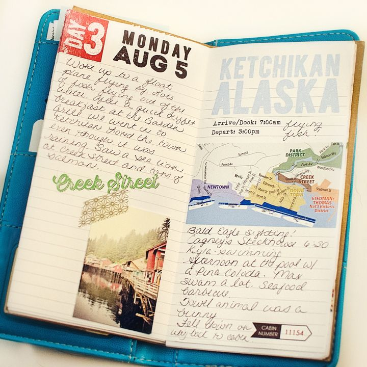 Keep a travel journal - use it to write the daily details of your trip & include souvenirs (receipts, postcards, tickets, etc.). Helpful if you want to make a scrapbook afterwards, too!