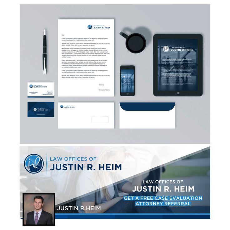 25+ parasta ideaa Pinterestissä Law firm logo Hienot logot - law firm brochure