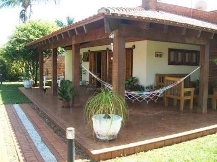 Resultado de imagen para casas de campo sencillas y frescas al aire libre #decoracioncocinaspequeñas