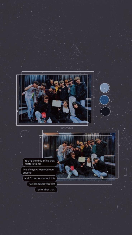 Bts Aesthetic Wallpaper Bts All Foto Sampul Bingkai Foto Seni Cetak