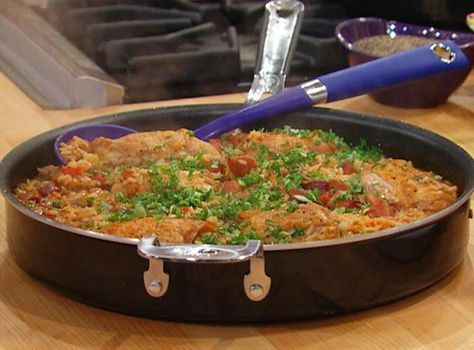 My Chicken and Andouille Jambalaya from @Rachael Ray Show