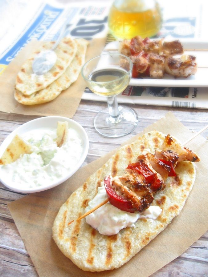 Greek street food http://www.nlcafe.hu/gasztro/20130904/gorog-street-food-recept/