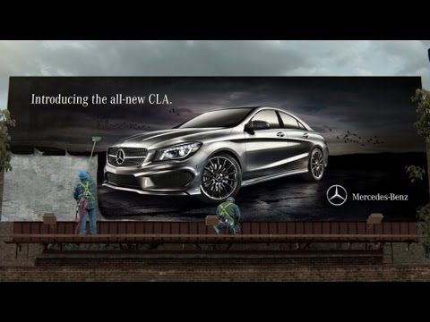 Best Mercedes Benz Commercial Ideas On Pinterest Mercedes - Chickens brilliantly featured in mercedes benz commercial