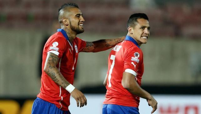 Coppa America: Cile-Ecuador risultato 2-0 (VIDEO)
