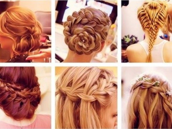 steps of hairstyles - Google Search
