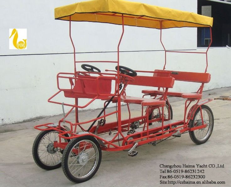 Bikes for two person : Kids museum new york
