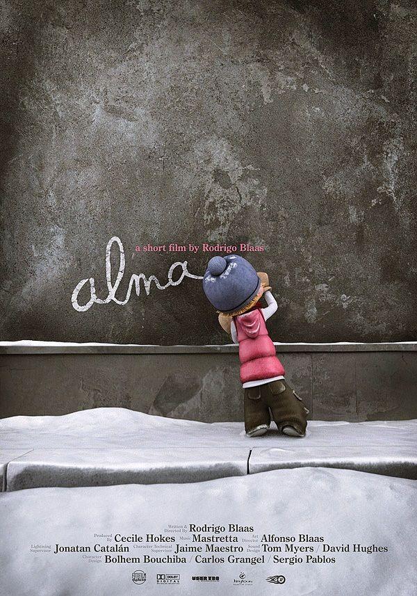 Альма / Душа / Alma смотреть мультфильм онлайн
