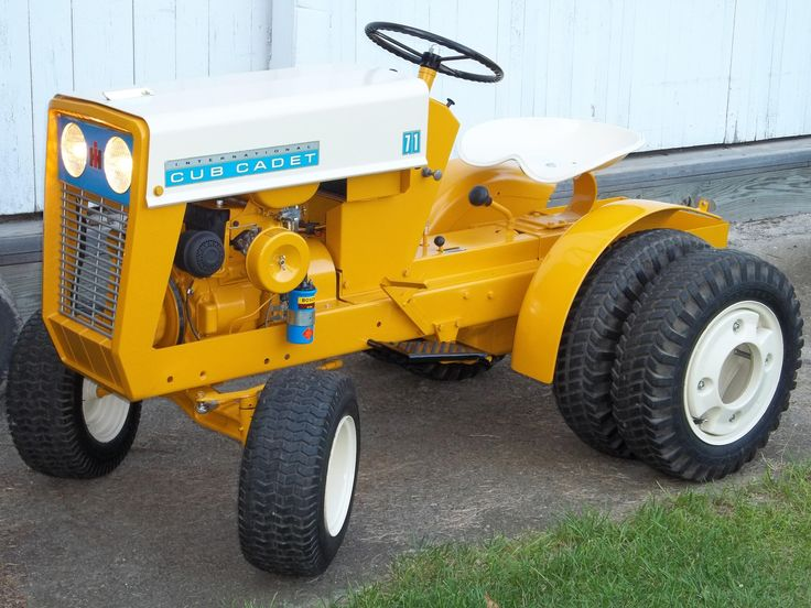 Internal Cub Cadet Lawn Mower : Best images about lawn tractors mowers on pinterest