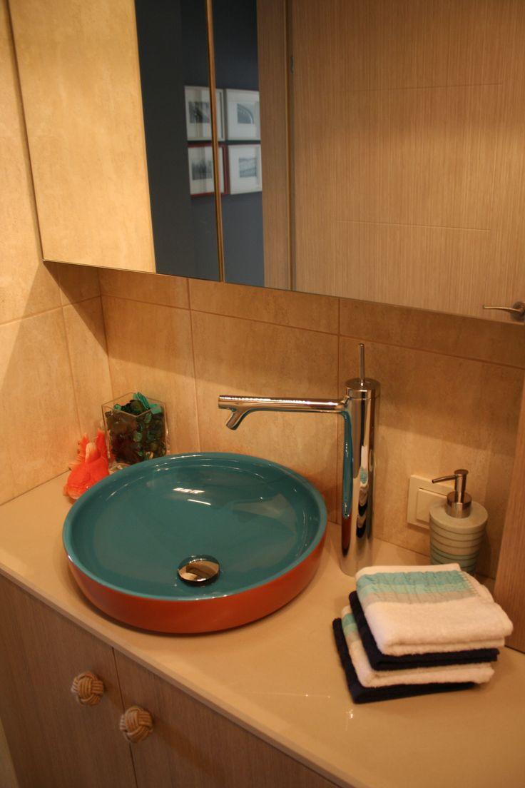 Çorlu Vizyon Konutları'nda banyo yenileme / Renovation of bathroom