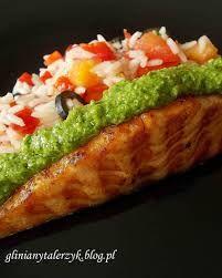 Znalezione obrazy dla zapytania łatwe dania z łososiem
