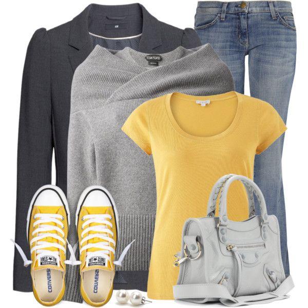 """Jeans & Blazer"" by wishlist123 on Polyvore"