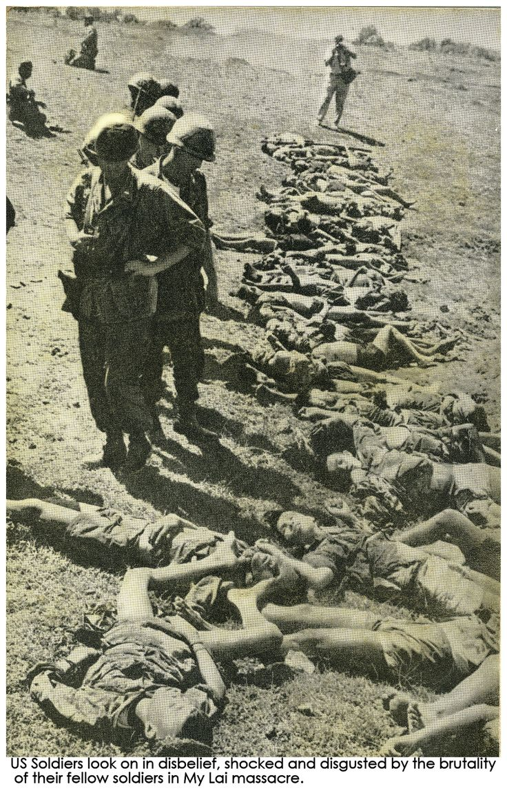 a history of the my lai massacre in southern vietnam The my lai massacre — the worst american atrocity of the vietnam war  the  whole vietnam war had a profound influence in my interest in history  it was a  massacre of civilians in south vietnam who were thought to be.