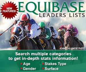Horse Racing | Horse Racing Entries | Horse Racing Results | Past Performances | Mobile | Statistics  database LINK  offers search by tattoo
