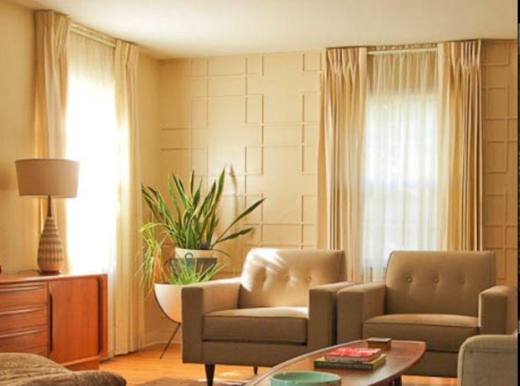 Pinterest the world s catalog of ideas - Modern window treatments for living room ...