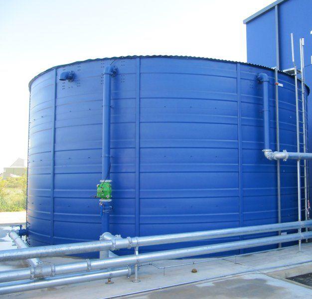 Commercial bulk liquid storage solutions