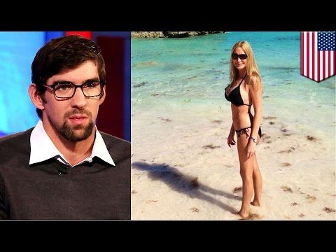 Michael Phelps girlfriend: Olympic swimmer's girl Taylor Lianne Chandler was born with a penis - YouTube