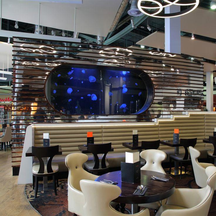 luxury aquariums | Luxury Townhouse Aquarium - Aquarium Architecture