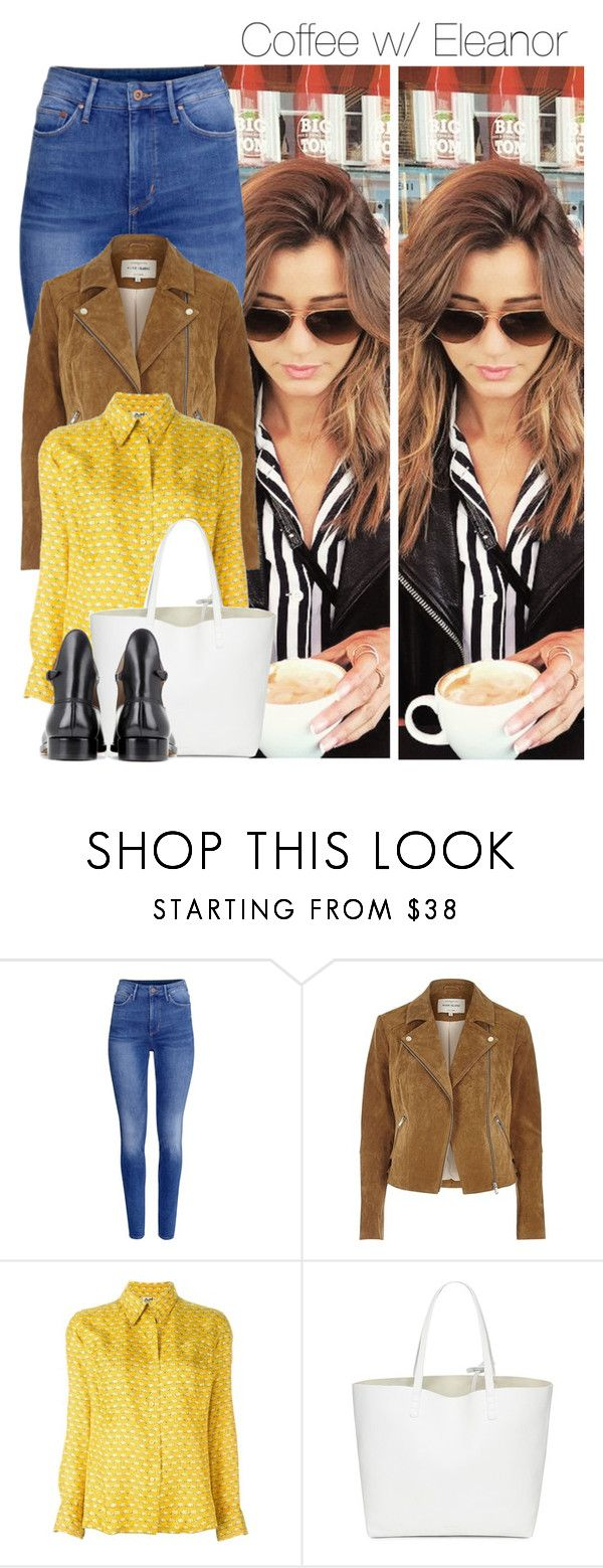 """- DCXLXV (E.C)"" by zarina-fashion ❤ liked on Polyvore featuring H&M, River Island, Hermès and Francesco Russo"