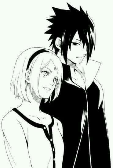 sweet couple sasuke uchiha - photo #11