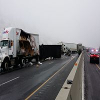 According to the most recent data, bus and large truck accidents resulted in nearly 4,000 fatalities in 2014. The Department of Transportation (DOT) recently proposed the use of speed-limiting technology on commercial trucks in an effort to increase highway safety. The devices would prevent commercial trucks weighing more than 26,000 pounds from driving faster than [ ] The post Middletown Truck Accident Lawyers: New Technology to Limit Truck Spee