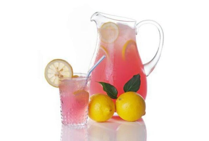 Old fashioned pink lemonade | FOODIE | Pinterest