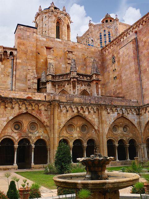 Chapter 14 - Gerona, Lérida and Tarragona ***photo: Tarragona Cathedral