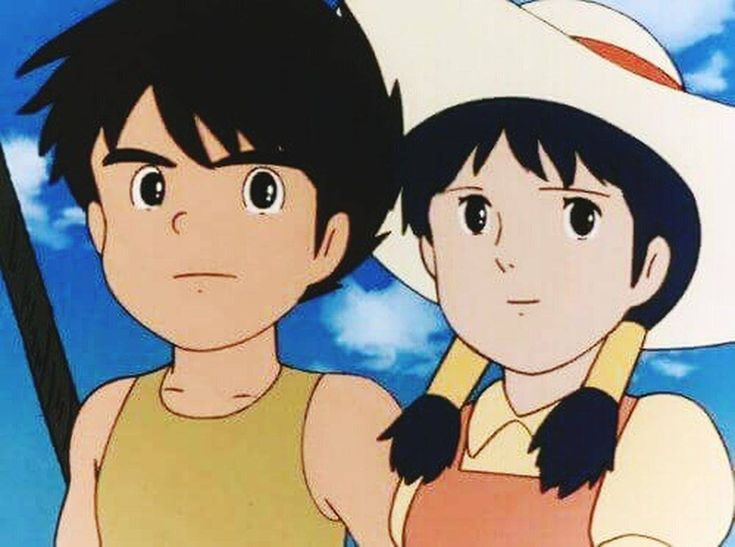 未来少年コナン Mirai shōnen Conan