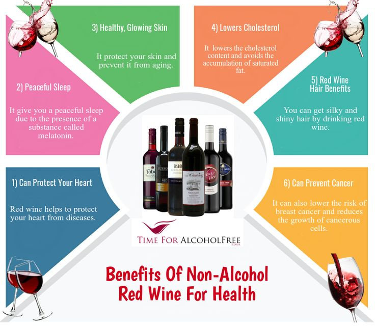 There are many benefits of non-alcoholic red wine from timeforalcoholfree. First of all it keeps you healthy. Additionally Red Wine is also safe to drink during pregnancy or while driving. For more details visit once http://timeforalcoholfree.co.uk.