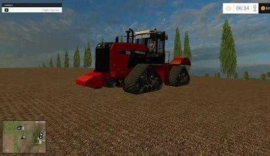 Versatile 535Trax V 1.0 Tractor - Farming simulator 2015 / 15 LS mod