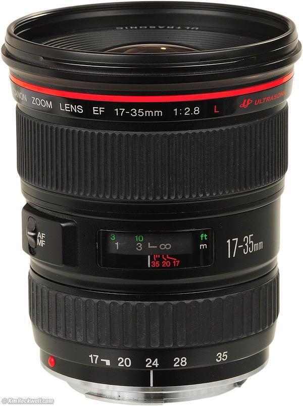 Canon 17 35mm F 2 8 Review Camera Lens Canon Dslr Camera