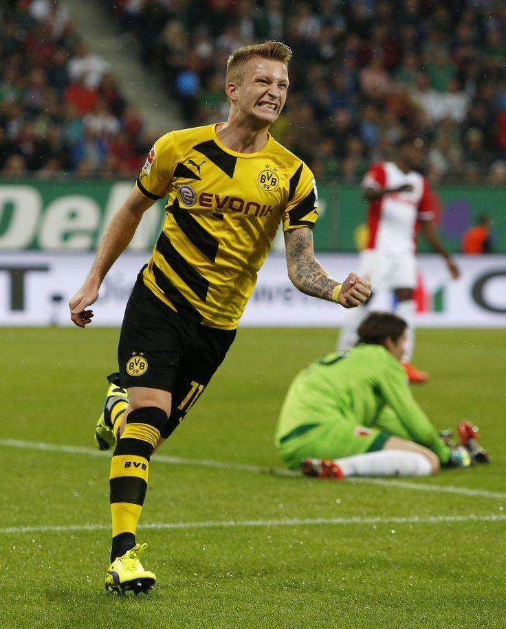 Arsenal FC Transfer News: BVB's Marco Reus To Join Gunners Next Summer, Podolski To Move Opposite Direction