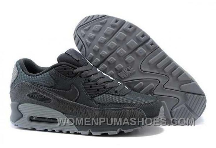 http://www.womenpumashoes.com/nike-air-max-90-womens-grey-for-sale-tsew6.html NIKE AIR MAX 90 WOMENS GREY FOR SALE TSEW6 Only $74.00 , Free Shipping!