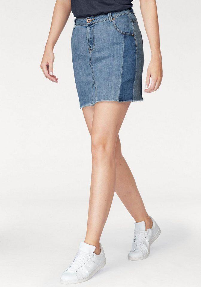 wholesale dealer a1905 5d25a Garcia Jeansrock mit hohe Taille | Produktkatalog Fashion ...