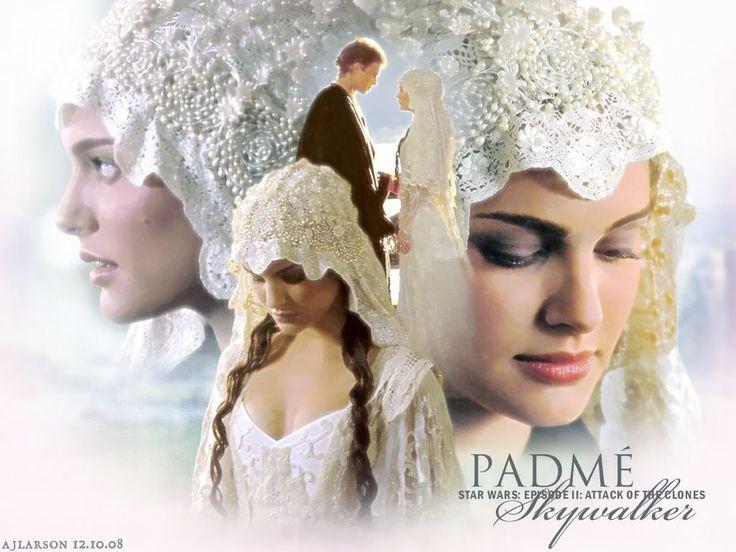 Padme And Anakin Wedding