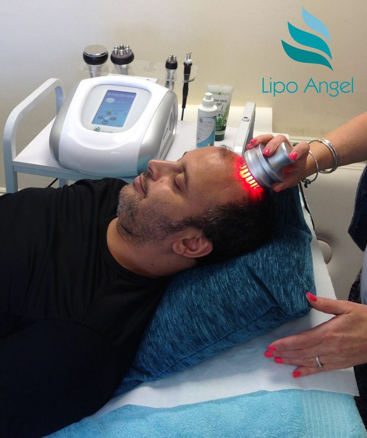 Hair Rejuvenation using Photon Light Therapy available at Contenta Therapies, Highnam Business Centre, Gloucestershire