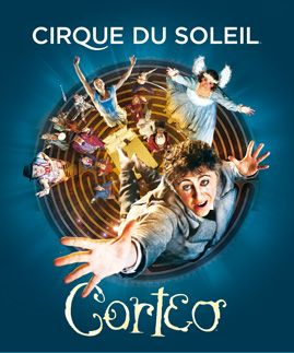 """Corteo, Big Top, Washington, D.C. 2006 - Corteo means """"cortege"""" in Italian. It's a theatrical procession of poetic characters and graceful acrobats."""