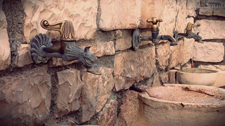 #WaterSpring at Saint Gerasimos #Church in Kefalonia, #Greece