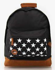 Mi-Pac Stars Backpack - Black
