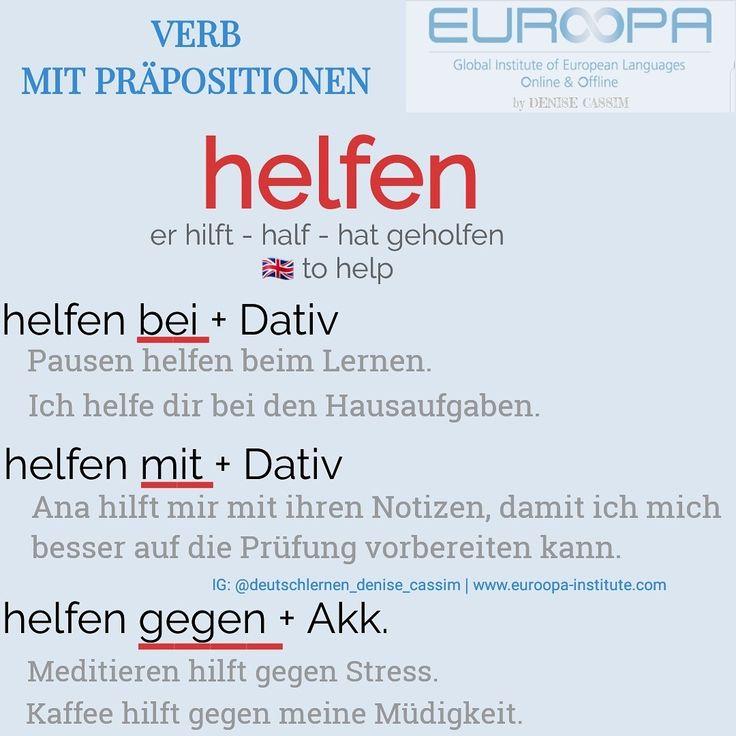 An Deutsch