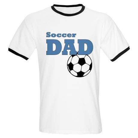 Soccer Dad Light T Shirt Dads Soccer And Tees